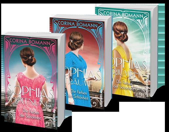 Die Farben der Schönheit - Corina Bomann