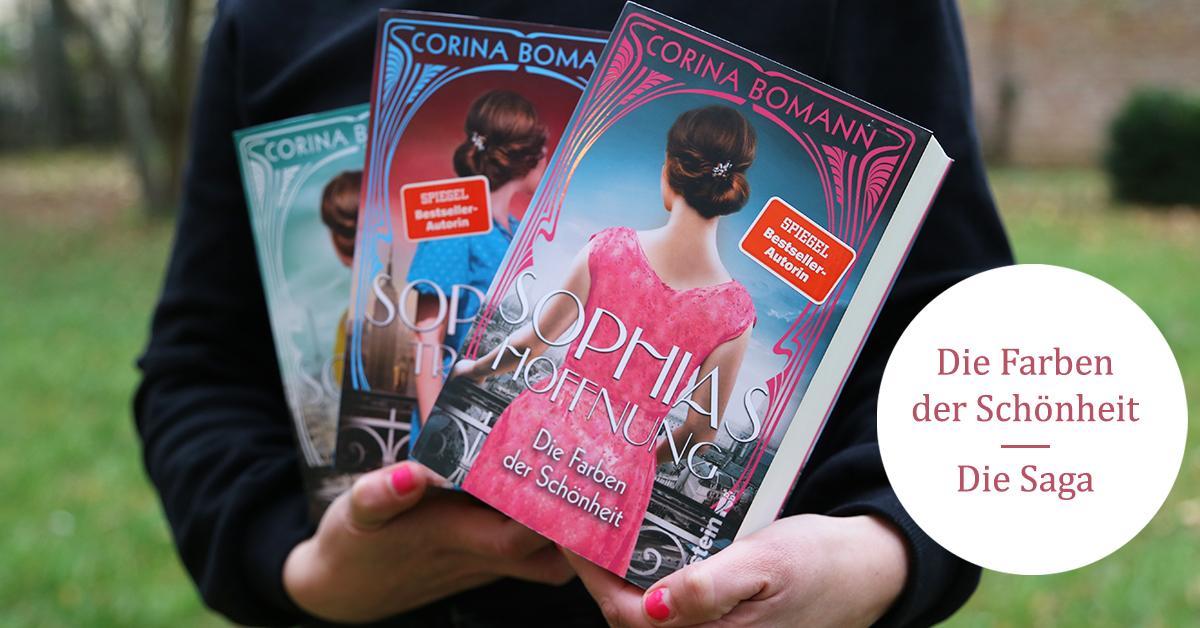 Corina Bomann - Die Farben der Schönheit